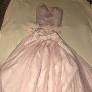 Dresses & Skirts - Light pink prom dress